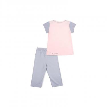 Пижама Matilda со звездочками (7991-164G-pink) - фото 4