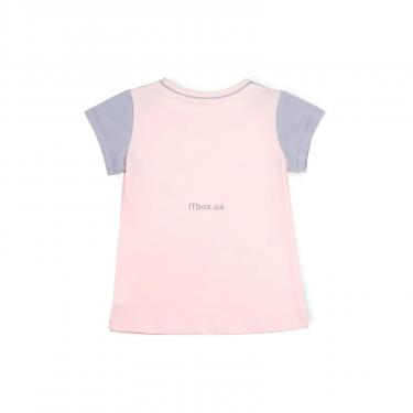 Пижама Matilda со звездочками (7991-164G-pink) - фото 5
