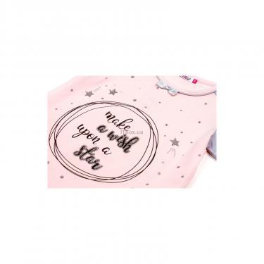 Пижама Matilda со звездочками (7991-164G-pink) - фото 9