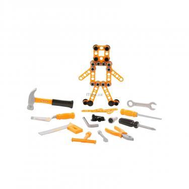 Игровой набор Polesie набор инструментов №4 72 элемента Фото 2