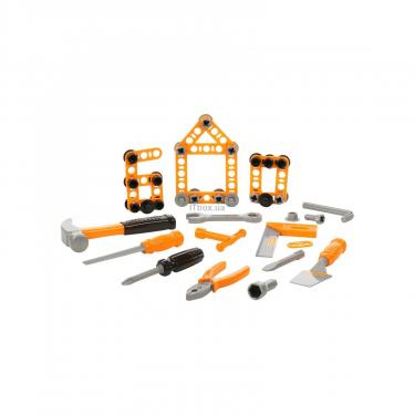 Игровой набор Polesie набор инструментов №4 72 элемента Фото 4
