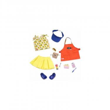 Аксессуар к кукле Our Generation Набор одежды Повар-гриль (BD30378Z) - фото 1