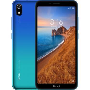 Мобільний телефон Xiaomi Redmi 7A 2/32GB Gem Blue - фото 6