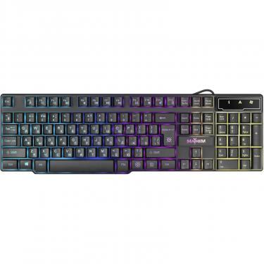 Клавиатура Defender Mayhem GK-360DL RU RGB backligh (45360) - фото 1