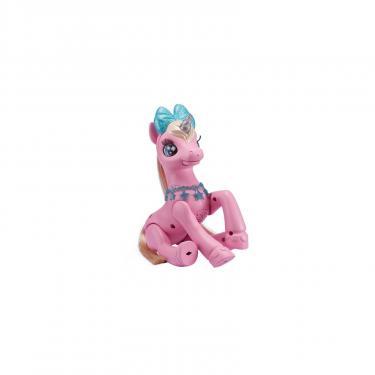 Интерактивная игрушка Pets & Robo Alive Pets Alive Розовый единорог в домике Фото 1