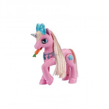 Интерактивная игрушка Pets & Robo Alive Pets Alive Розовый единорог в домике Фото 3