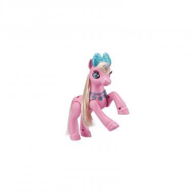 Интерактивная игрушка Pets & Robo Alive Pets Alive Розовый единорог в домике Фото