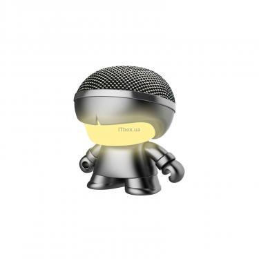 Інтерактивна іграшка Xoopar Акустична система Mini Xboy Silver (XBOY81001.22М) - фото 2