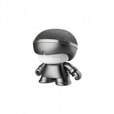 Інтерактивна іграшка Xoopar Акустична система Mini Xboy Silver (XBOY81001.22М) - фото 1