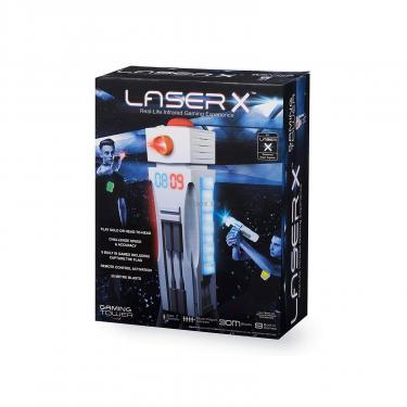 Игровой набор Laser X для лазерных боев – башня для сражений Фото