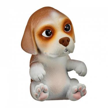 Интерактивная игрушка Moose Soft Hearts Новорожденный щенок Beega Фото 1