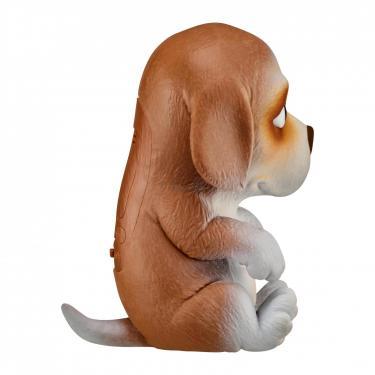 Интерактивная игрушка Moose Soft Hearts Новорожденный щенок Beega Фото 2