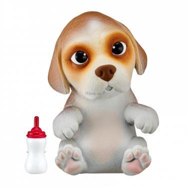 Интерактивная игрушка Moose Soft Hearts Новорожденный щенок Beega Фото
