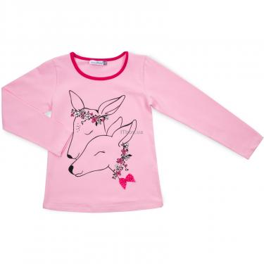 Пижама Matilda с оленями (10817-3-128G-pink) - фото 2