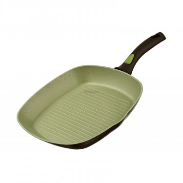 Сковорода Ardesto Avocado Grill 28 см (AR2528GA) - фото 3