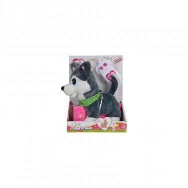 Интерактивная игрушка Simba Chi Chi Love Друзья щенки Серый 20 см Фото 1