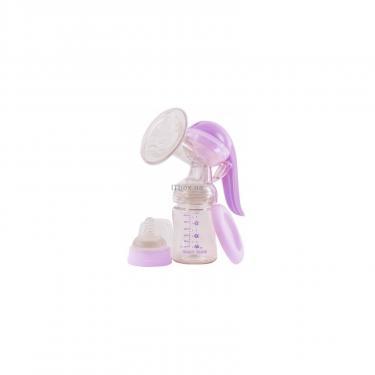 Молоковідсмоктувач Baby Team Механічний Tritan (0090) - фото 1