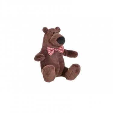 Мягкая игрушка Same Toy Полярный мишка коричневый 13 см Фото 1