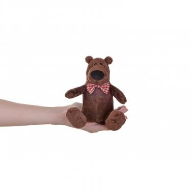 Мягкая игрушка Same Toy Полярный мишка коричневый 13 см Фото 2