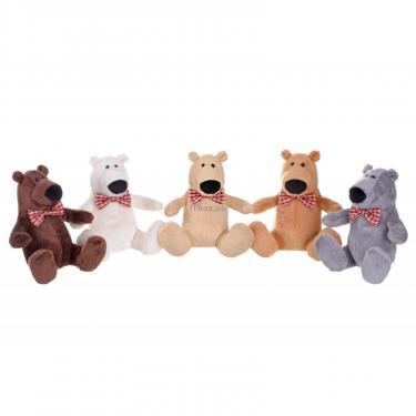 Мягкая игрушка Same Toy Полярный мишка коричневый 13 см Фото 3