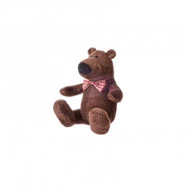 Мягкая игрушка Same Toy Полярный мишка коричневый 13 см Фото