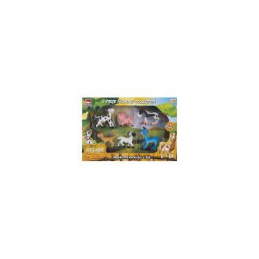 Игровой набор Dingua Зверюшки с фермы 6 шт Фото