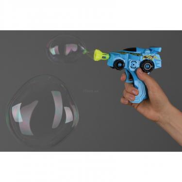 Игровой набор Same Toy Мыльные пузыри Bubble Gun Машинка Голубая Фото 2