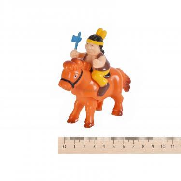 Игровой набор Goki Заводная игрушка Индеец Фото 3