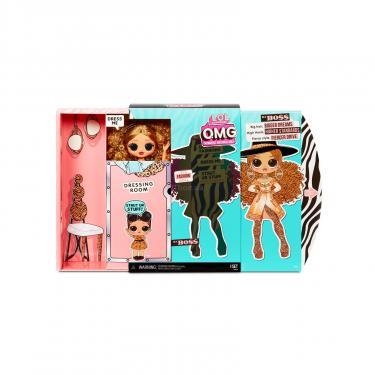 Кукла L.O.L. Surprise! O.M.G S3 – Леди-босс с аксессуарами Фото 4