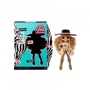 Кукла L.O.L. Surprise! O.M.G S3 – Леди-босс с аксессуарами Фото