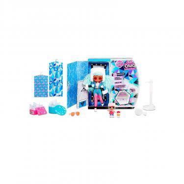 Кукла L.O.L. Surprise! серии O.M.G Winter Chill Ледяная Леди Фото 1