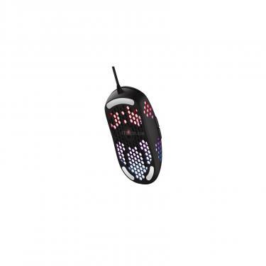 Мышка Trust GXT 960 Graphin Ultra-lightweight RGB USB Black Фото 4