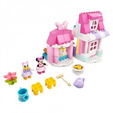 Конструктор LEGO DUPLO Disney Дом и кафе Минни 91 деталь Фото 1