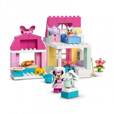 Конструктор LEGO DUPLO Disney Дом и кафе Минни 91 деталь Фото 3