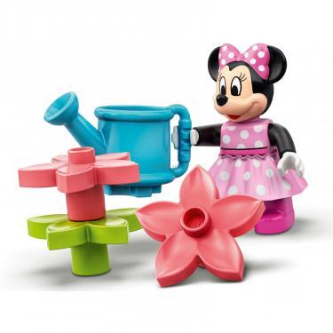 Конструктор LEGO DUPLO Disney Дом и кафе Минни 91 деталь Фото 4