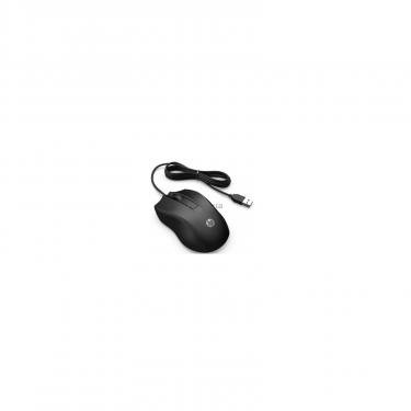 Мышка HP 100 USB Black Фото 1
