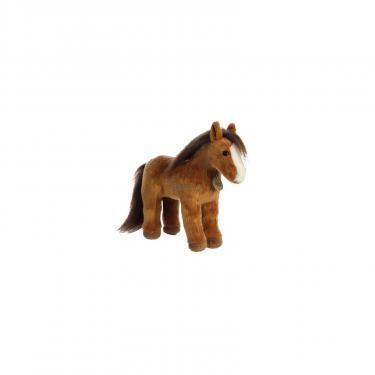 Мягкая игрушка Aurora Конь бурый 25 см Фото 1