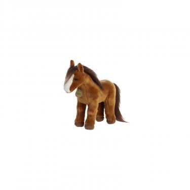 Мягкая игрушка Aurora Конь бурый 25 см Фото