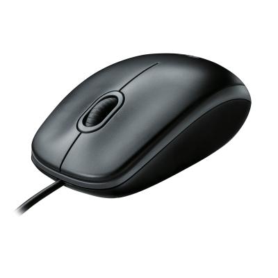 Мышка Logitech B100 (910-003357)
