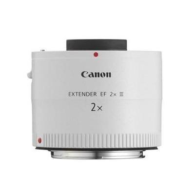 Телеконвертор Canon EF Extender 2X III (4410B005)