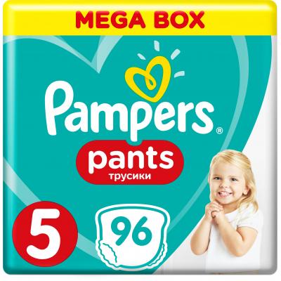 Подгузник Pampers Pants Junior 12-18 кг, Мега 96 шт (4015400697541)