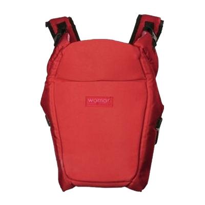 Рюкзак-переноска Womar №03 красный с белым (16526)